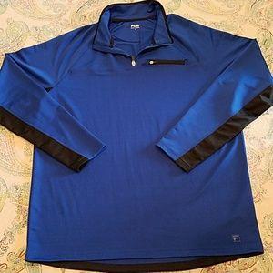 Men's Fila pullover shirt